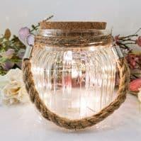 LED Firefly Lantern - Clear